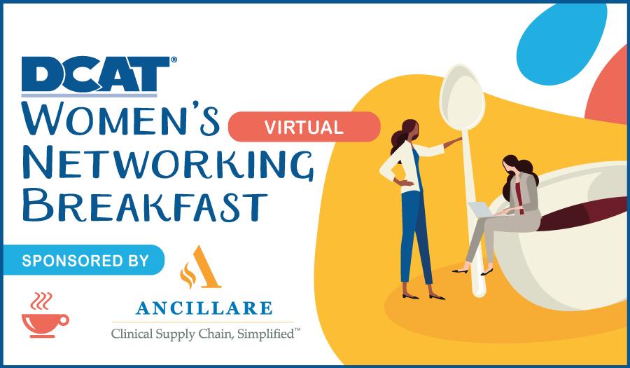 Ancillare, a Tier 1 Diversity Supplier, Sponsors DCAT 2021 Women's Virtual Networking Breakfast