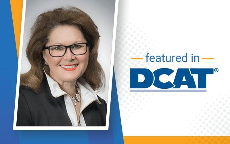 DCAT® Women Leaders in Pharma Interview Series: Dr. Joanne Santomauro